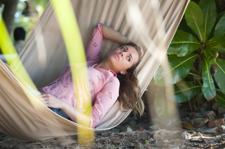 You Are Sexier Than You Think beautiful girl in a hammock1