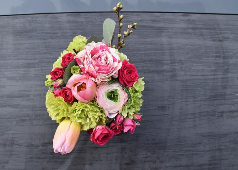 How to Extend the Life of a Flower Bouquet flower bouquet of flowers decoration floral composition pink nature floral petal pink flowers1