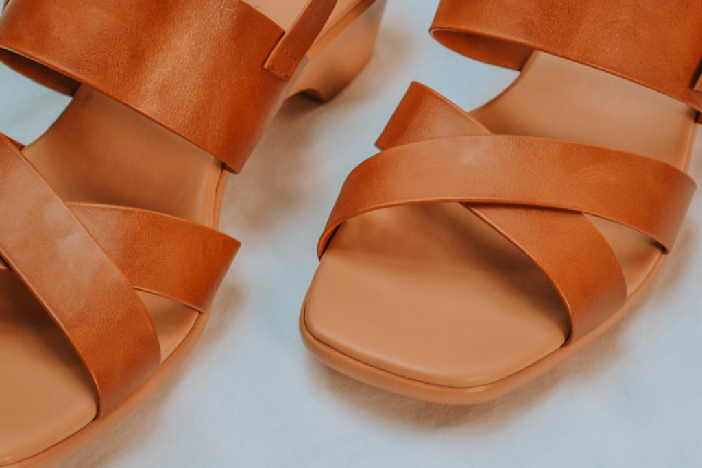 Most Stylish Trends Of Summer 2021 leather flip flops