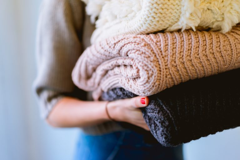 How To Store Winter Clothes and Accessories Correctly putting away winter clothes